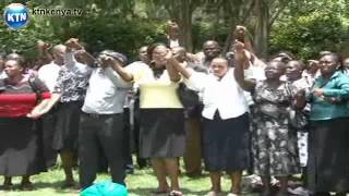 Health workers call off strike