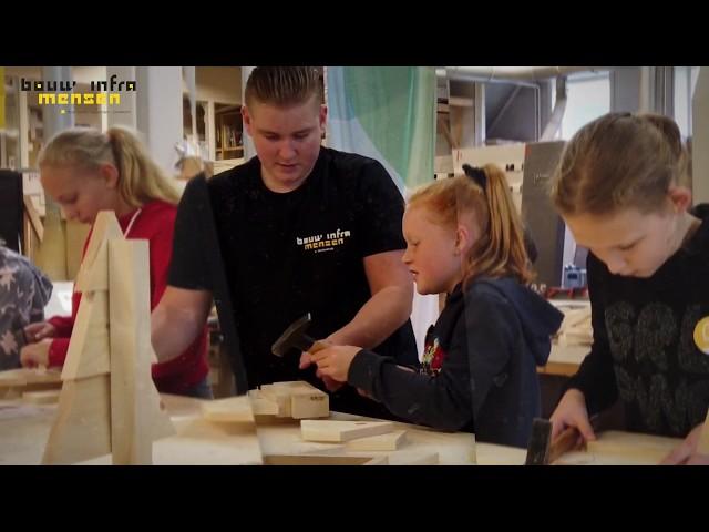 Techniekweken voor Basisscholen