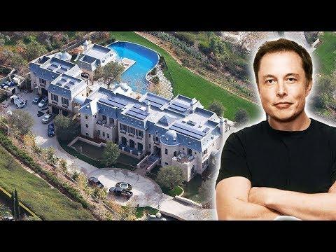 Dünya'nın En Zengin Milyarderlerin Sahip Olduğu Lüks Evler
