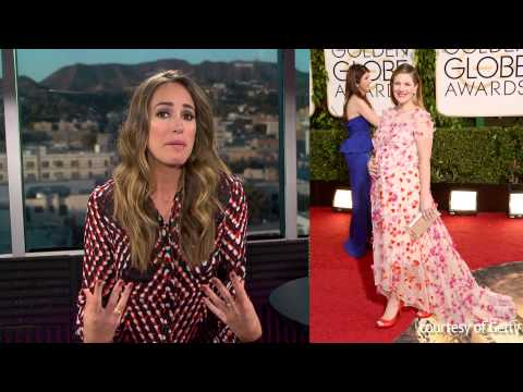 Front Roe   Louise Roe's 2014 Golden Globes Recap