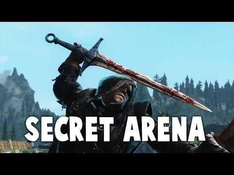 Skyrim's Secret Arena