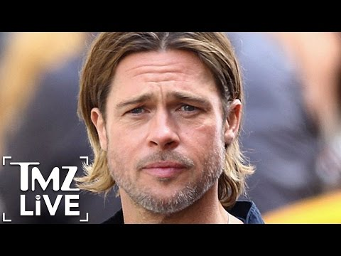 Angelina Jolie & Brad Pitt Custody War (TMZ Live)