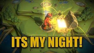 IT'S MY NIGHT!