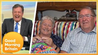 "Piers Calls Hilarious Grandparents His ""Favourite Guests Ever"" 