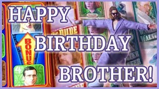 🐸 Leap Year 🍰 Birthday Slots for my BRO 👬 ✦ Slot Fruit Machine Pokies w Brian Christopher