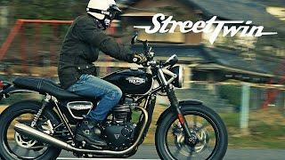 Triumph Street Twin - トライアンフ ストリートツインでツーリング!ショートムービー