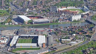ENGLISH CITIES WITH MORE THAN ONE FOOTBALL CLUB - (professional teams)