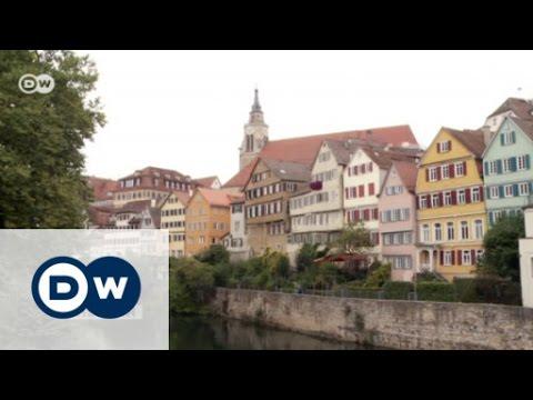 Tübingen - Fachwerk und Studenten | Check-in