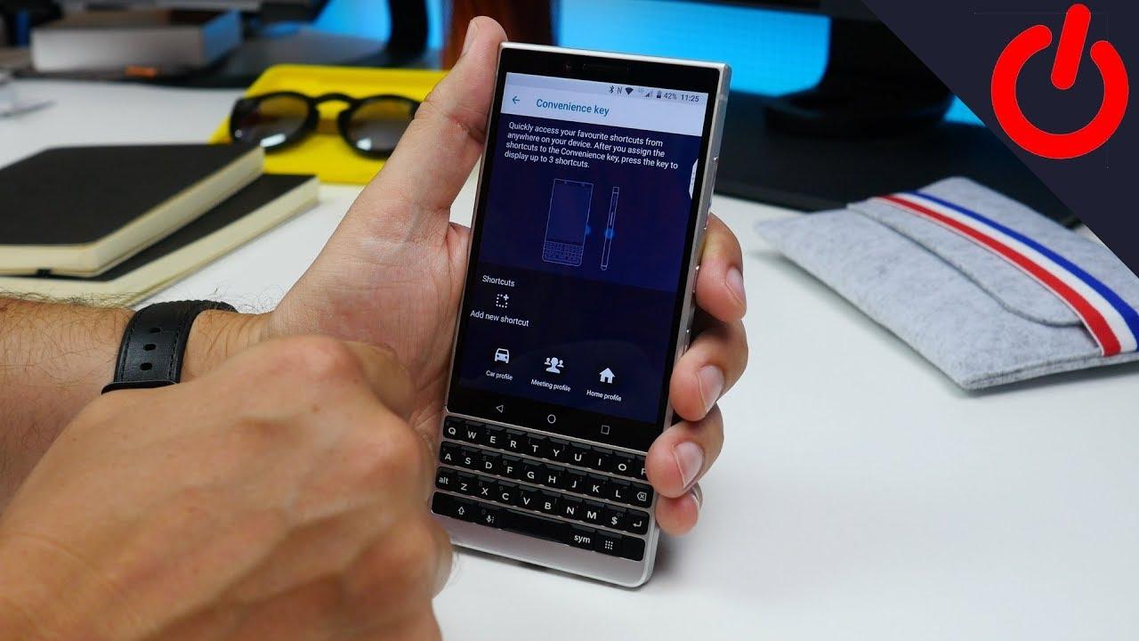 Blackberry Key2 Tips And Tricks