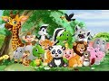 Learning Name Sound Animals for Children -  Fun & Educational for Kids - Video funny for baby 2018