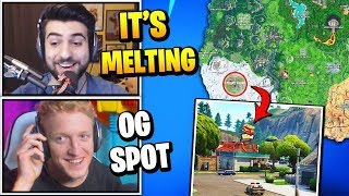 Streamers React To *GREASY GROVE* COMING BACK In Season 10 | Fortnite Daily Funny Moments Ep.439