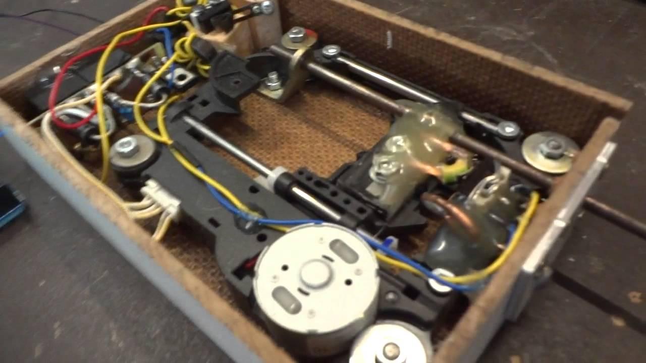 Testing My Electronic Door Lock Mechanism