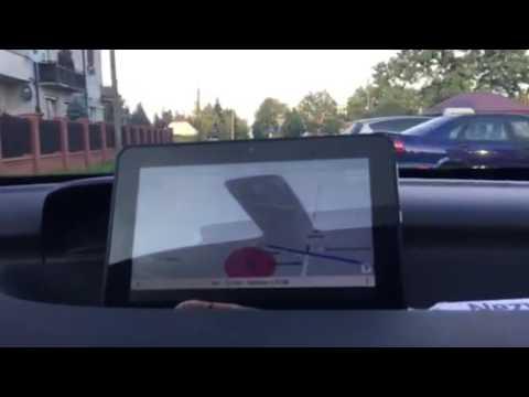 Tablet Alcatel brak sygnału GPS - serwis CCS stwierdził brak usterki