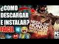 Descargar Medal of Honor - Warfighter para PC Full En Español (Fácil)