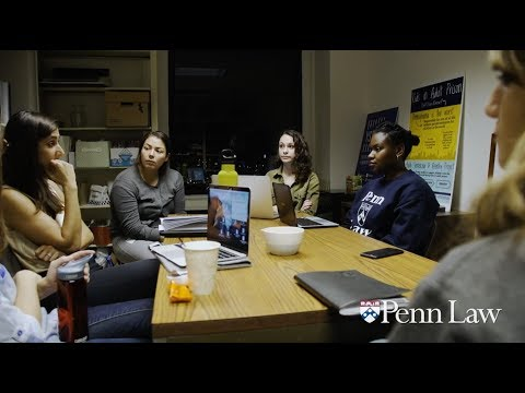 Penn Law's Youth Advocacy Project supports minors prosecuted as adults