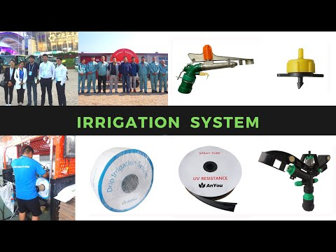 Irrigation System From Anyou Industry