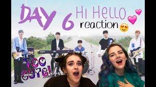 Video DAY6 [데이식스] HI HELLO MV REACTION download MP3, 3GP, MP4, WEBM, AVI, FLV Januari 2018