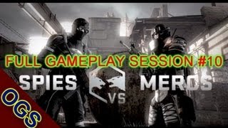 Splinter Cell Blacklist Multiplayer - Full Gameplay Session #10 (Team DeathMatch)