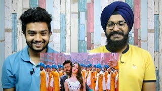 Rama Loves Seetha Song Promo REACTION Ram Charan, Kiara Advani   Parbrahm&Anurag