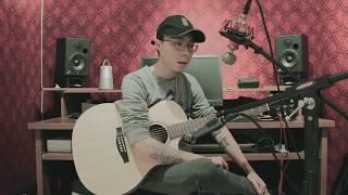 [Clip Review] Guitar custom SMA-02(2018) 3tr & Hướng dẫn Mưa trên Cuộc Tình - Tùng Acoustic