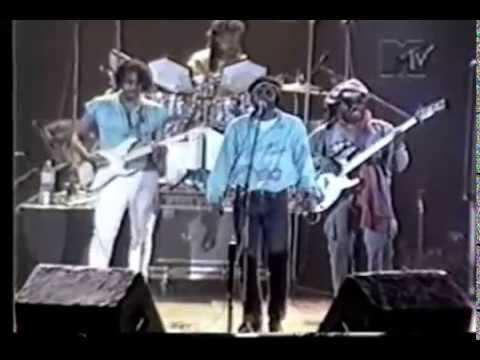 Alpha Blondy The Wailers Jerusalem Live Avi Youtube
