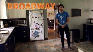 Episode 1, Broadway Act 1 - Kitchen Floor Dance Class
