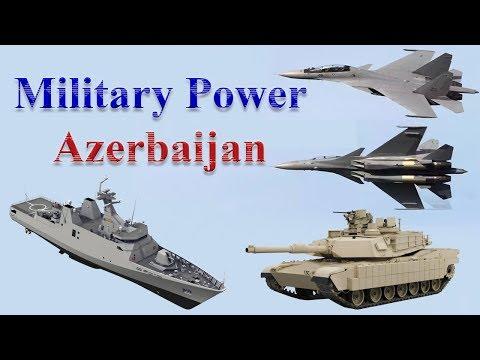 Azerbaijan Military Power 2017