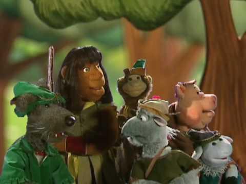 Ruffus The Dog - Robin Hood