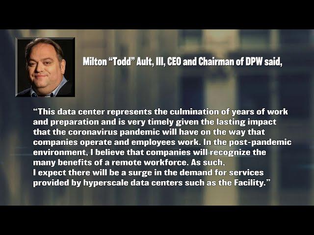 DPW Holdings Press Release 12-21-2020