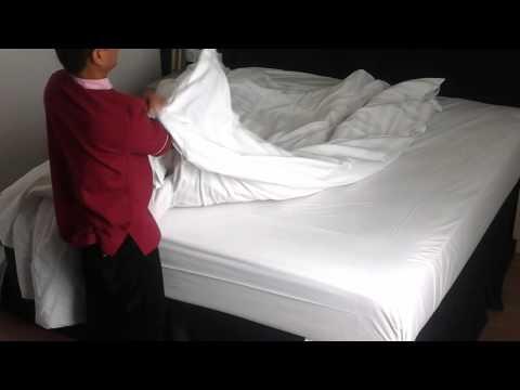 Making bed cara cepat