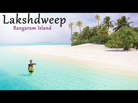 Lakshadweep - Bangaram Island REVIEW - Must Visit!