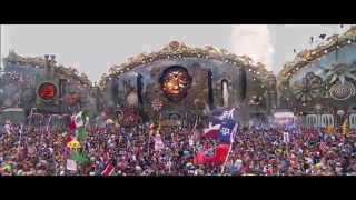 Borgore TomorrowWorld |  2015
