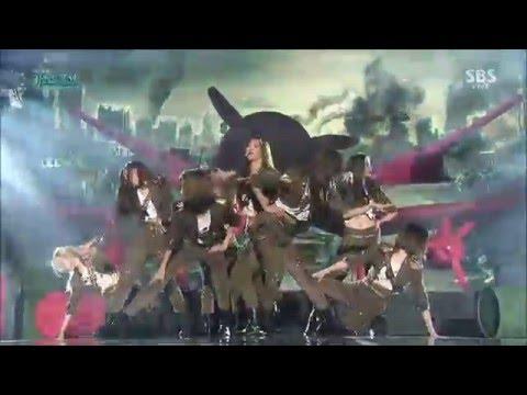 No One Dances Harder Then SNSD's Yuri