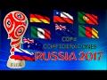 Pronóstico Copa Confederaciones Rusia 2017