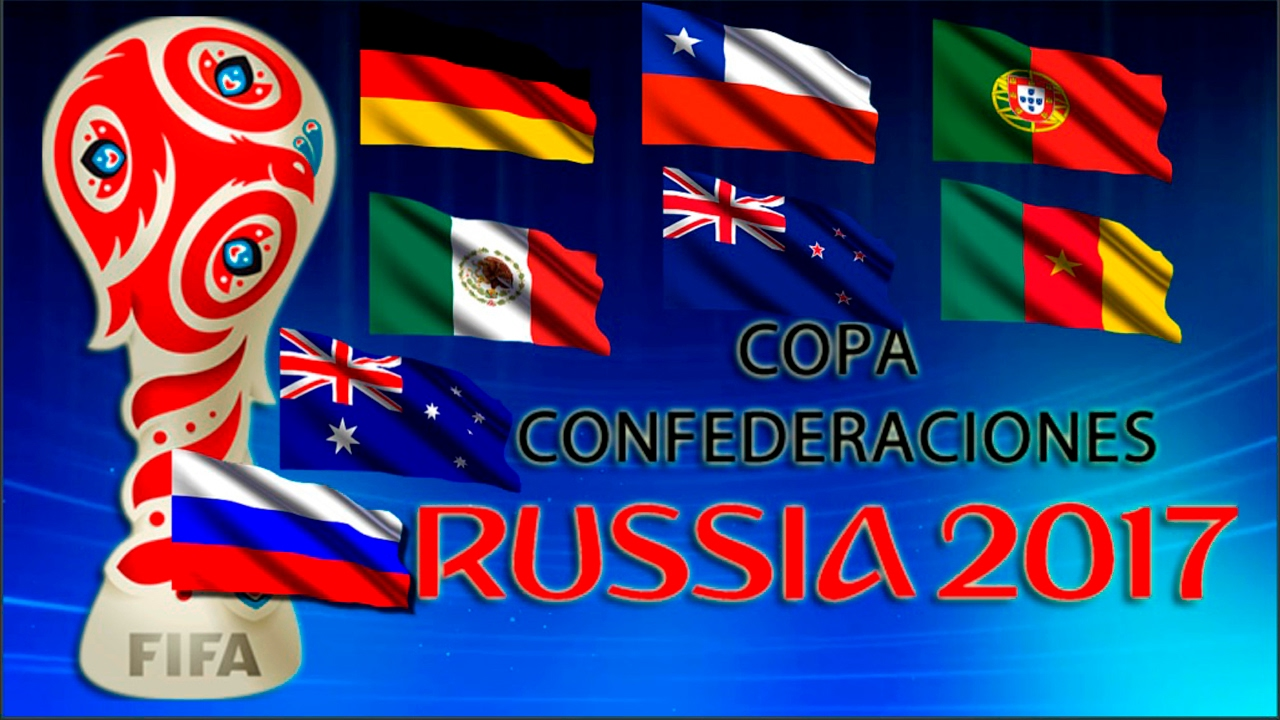 Image result for rusia 2017 confederaciones