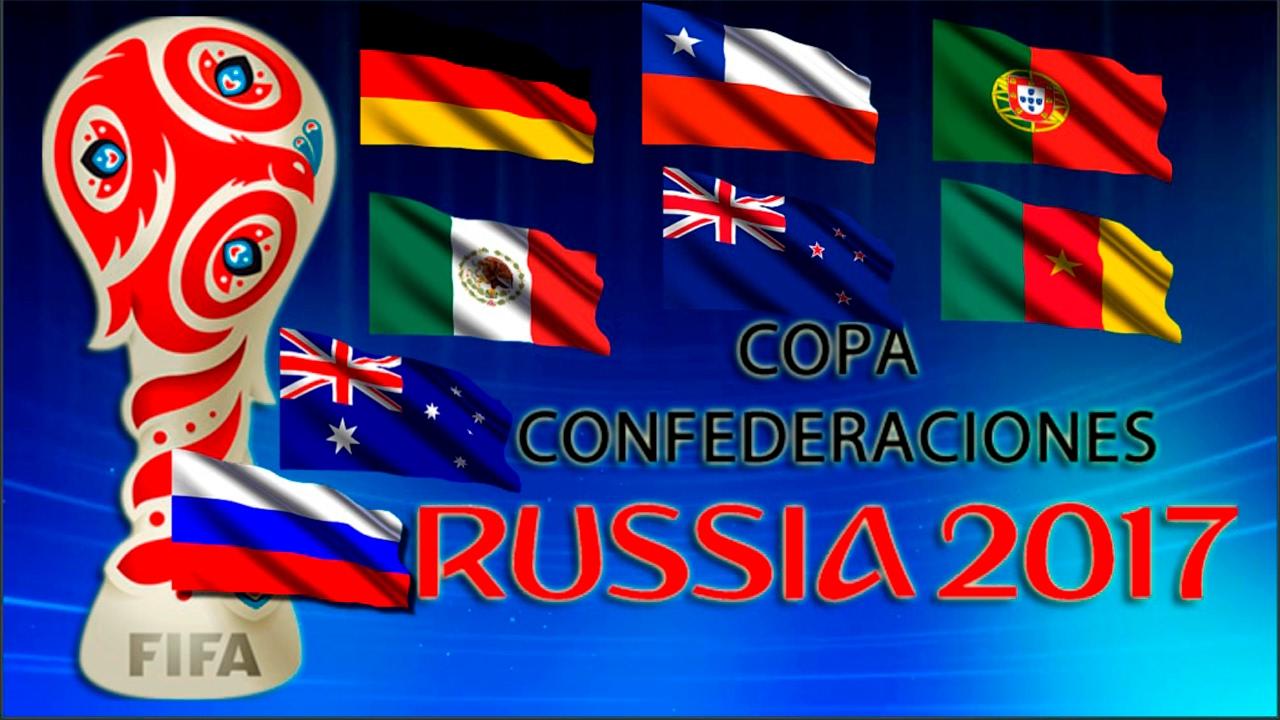 Image result for rusia 2017 confederaciones