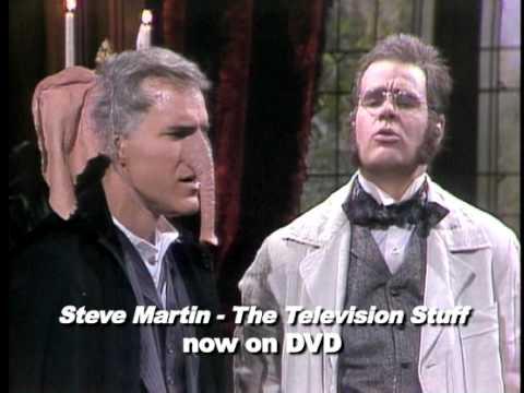 Steve Martin: The Television Stuff (9/11) Elephant Man