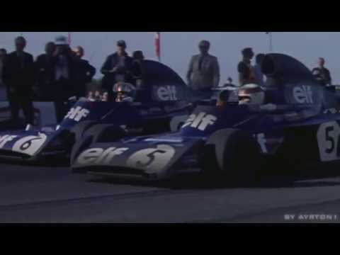 Sir Jackie Stewart - Tribute to the Legend