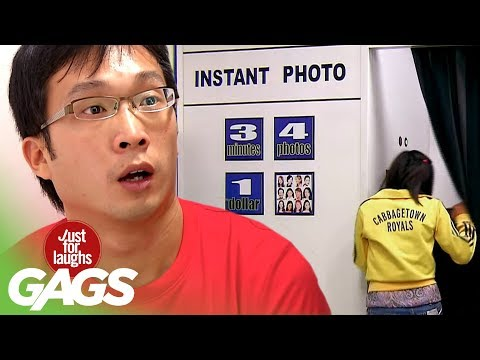 Photobomb The Photo Booth - JFL Gags Asia Edition