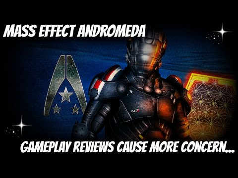 Thumbnail: MASS EFFECT ANDROMEDA - New Gameplay Reviews Are Concerning