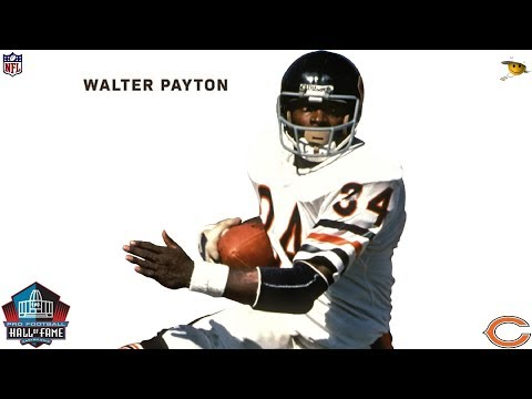 Walter Payton (The Greatest Player In NFL History) NFL Legends
