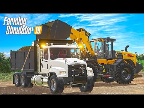 buying-a-new-holland-wheel-loader-|-fs19-(construction-company)