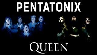 LISTEN WITH EARPHONES FOR BEST EFFECT** Comparison of Pentatonix's ...