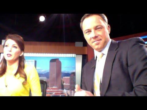 Live in the studios at KDVR Fox31 Denver!