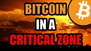Bitcoin Is In A Critical Zone [Market Analysis/Cryptocurrency News]
