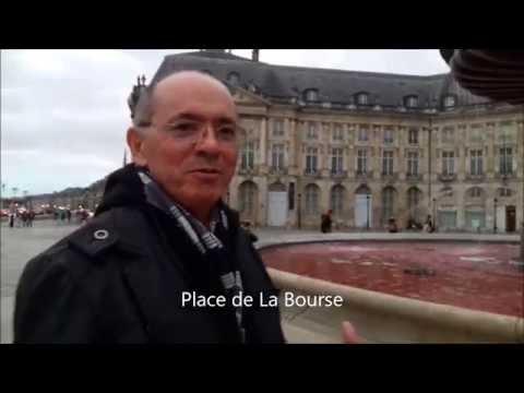 Bordeaux (France) In 5' minutes - Bordéus (França) em 5' minutos - Travel Trip Viagem