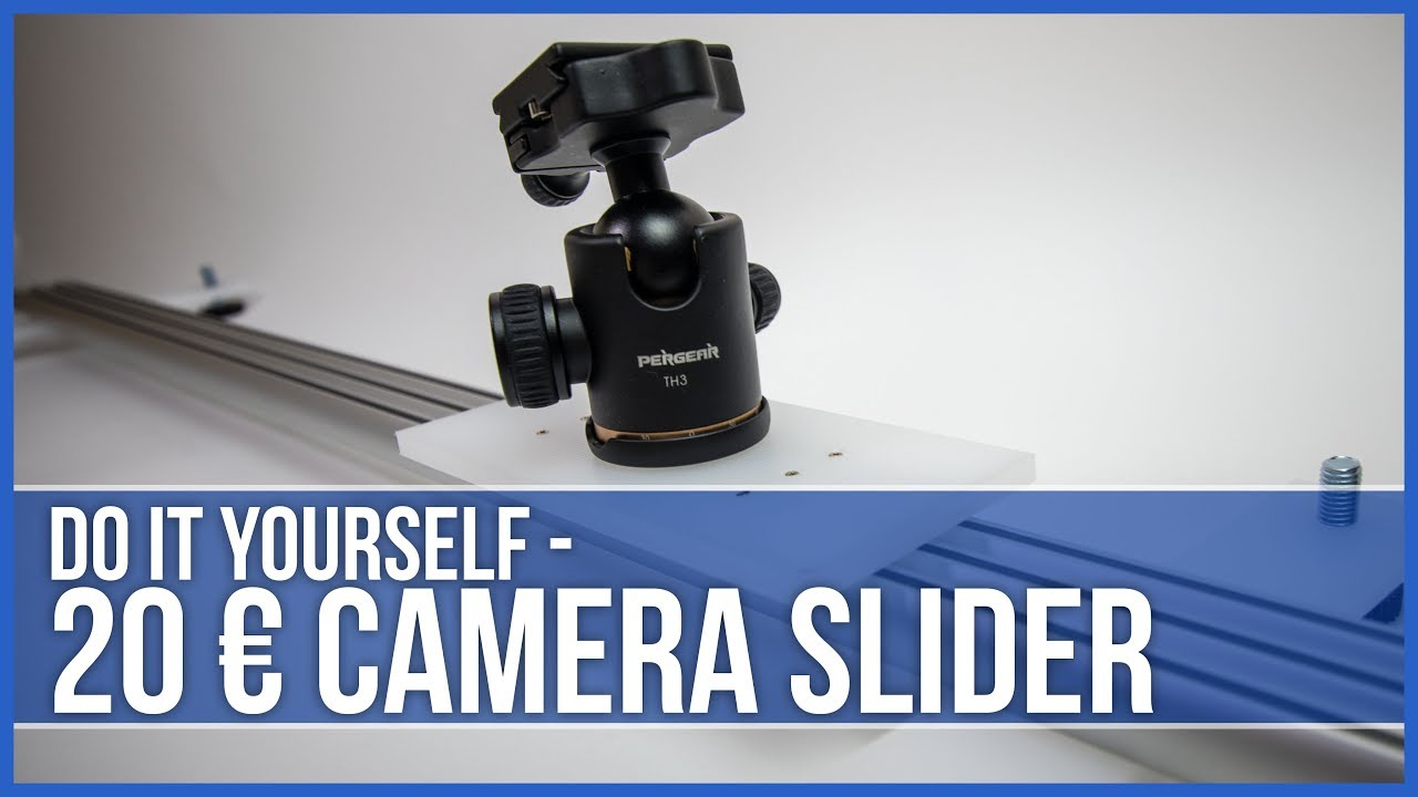 Dslr Slider Diy Ikea Camera Slider