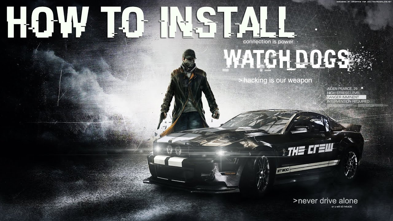 Watch dogs crack download