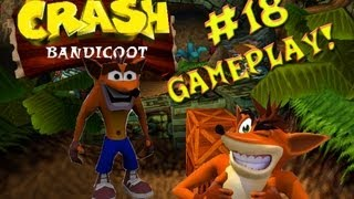 Crash Bandicoot 1 - Heavy Machinery (Clear Gem)