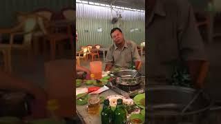 Đàn guitar bằng miệng cực phê chú Bảy On- Kỷ lục Việt Nam